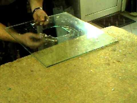 Как отрезать стекло без стеклореза: пошаговая инструкция, способы и рекомендации